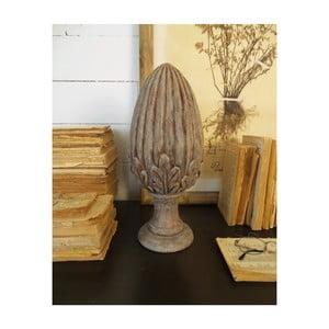 Dekorácie z mangového dreva Orchidea Milano Dario Big, ⌀ 16 cm