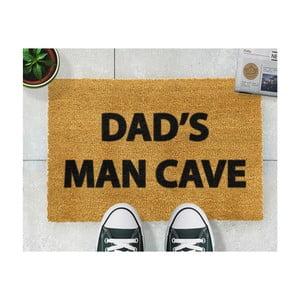 Rohožka Arts Doormats Dad 's Mancave, 40 × 60 cm