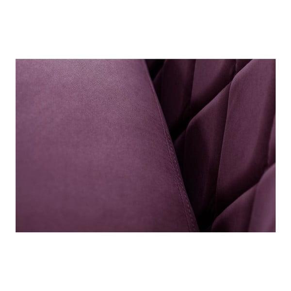 Pohovka pre dvoch Diva Criss Cross Purple