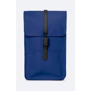 Modrý batoh s vysokou vodoodolnosťou Rains Backpack