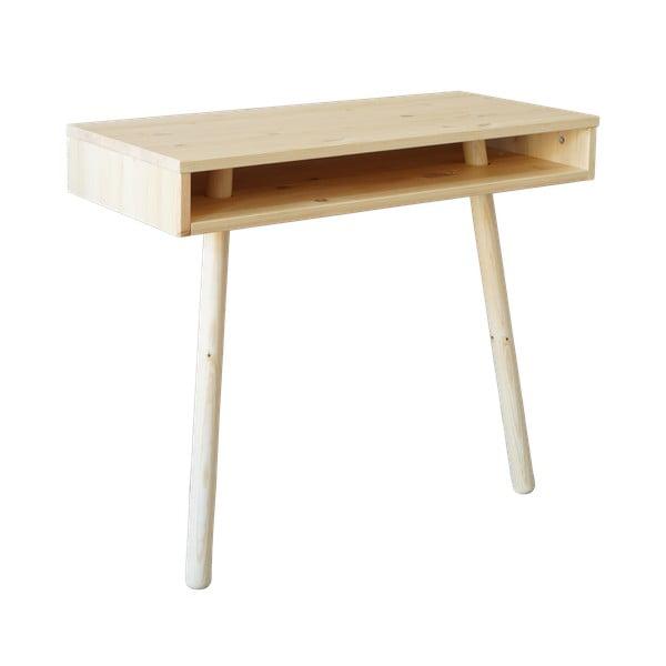 Stolík z borovicového dreva Karup Design Capo Natural