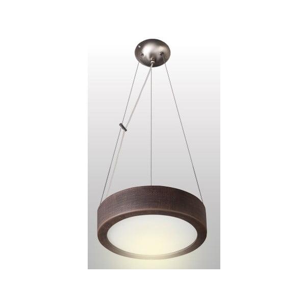 Stropná lampa Atena 36 Wenge