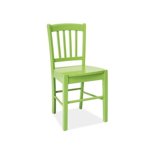jedálenská stolička CD-57, zelená