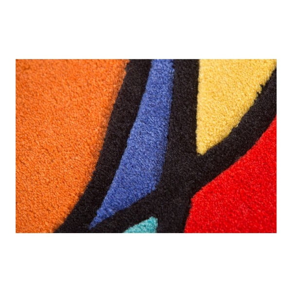 Koberec Flair Rugs Spectre Black/Multi, 160 x 230 cm