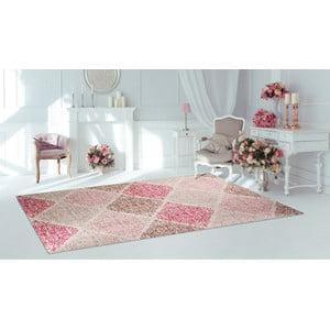 Odolný koberec Vitaus Isabell, 50×80cm