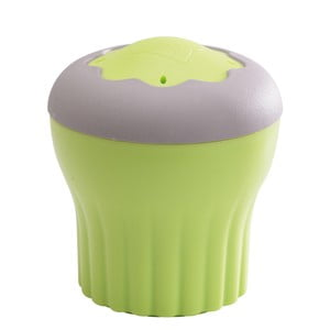 Formička na pečenie tortičiek v mikrovlnke Jean Dubost, zelená