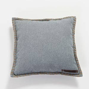 Vankúš Medley CUSHIONit Dusty Blue, 41x41 cm