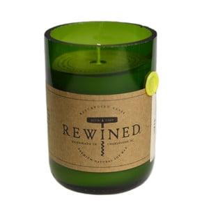 Sviečka Rewined Candles Pinot Grigio, 80 hodín