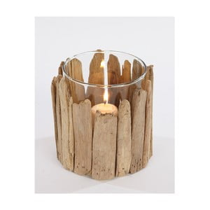 Svietnik Artesania Esteban Ferrer Driftwood