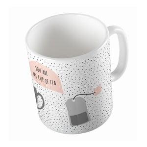 Keramický hrnček Tea Bag In love, 330 ml