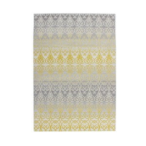 Koberec Fusion 785 Yellow, 80 x 150 cm