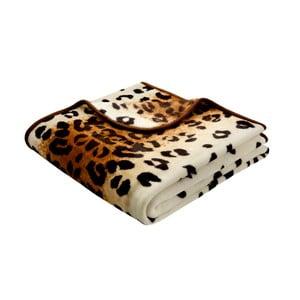 Umelá kožušina Biederlack Leopard, 200 x 150 cm