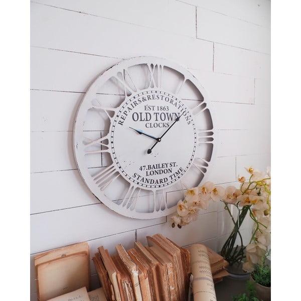 Nástenné hodiny Old Town, 60 cm