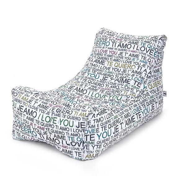 Sedací vak I Love You Chair
