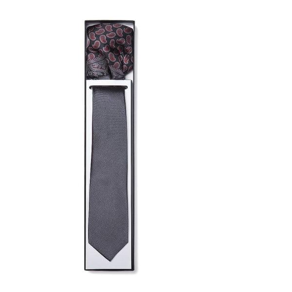 Set kravaty a vreckovky Ferruccio Laconi 17