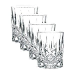 Sada 4 pohárov na whisky z krištáľového skla Nachtmann Noblesse, 295 ml
