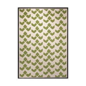 Koberec Esprit Bauhaus Green, 200x200 cm