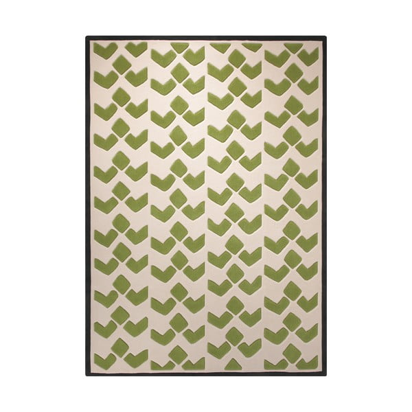 Koberec Esprit Bauhaus Green, 170x240 cm
