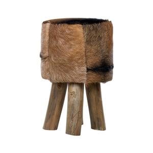 Stolička z teakového dreva SOB Siberia