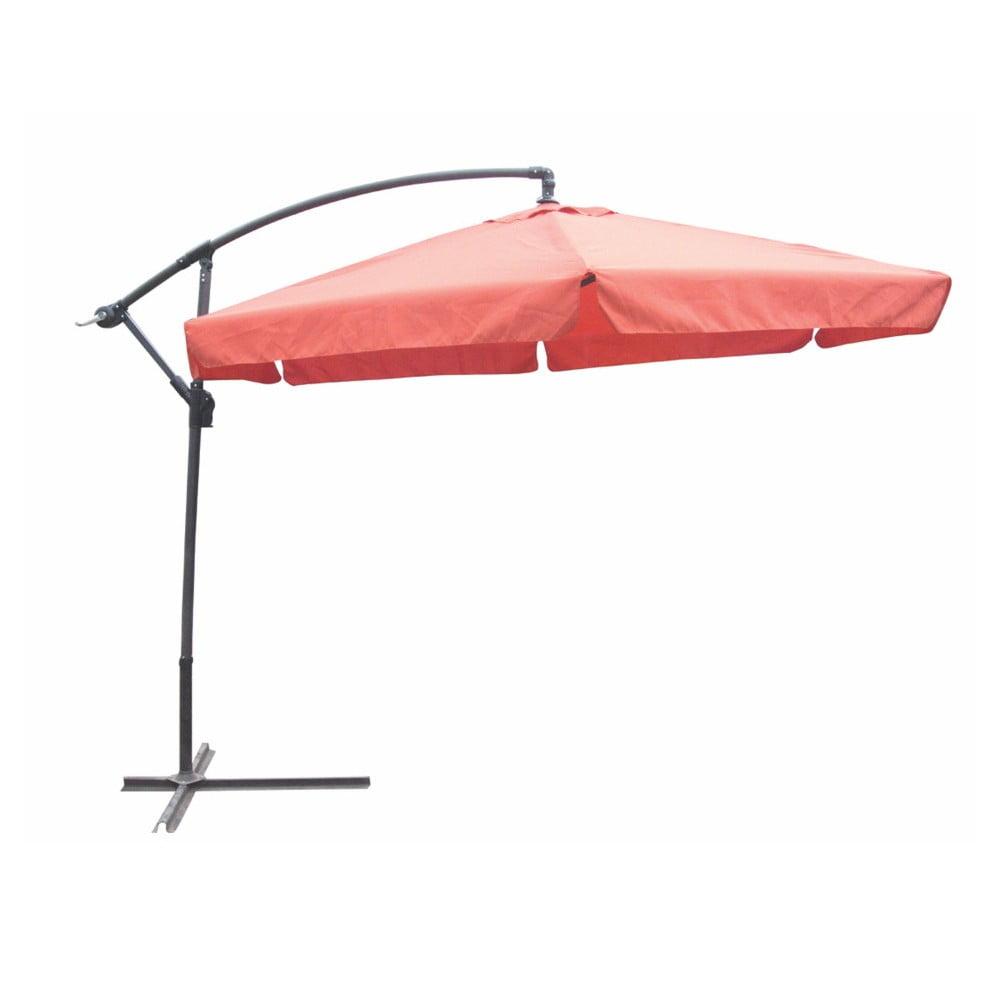 Záhradný dáždnik ADDU Terracotta Offset, Ø 300 cm