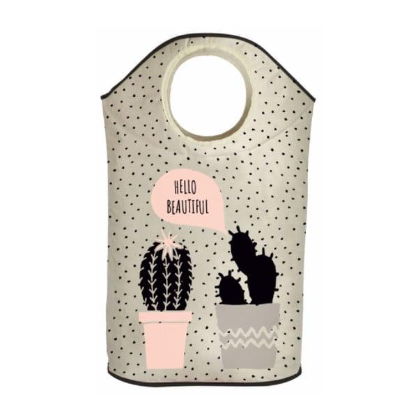 Kôš na bielizeň Cactus Love