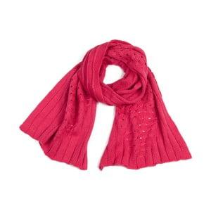 Kruhový šál Madame Pink