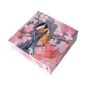 Blok na poznámky v boxe Carolyn Carter by Portico Designs, 400stránok