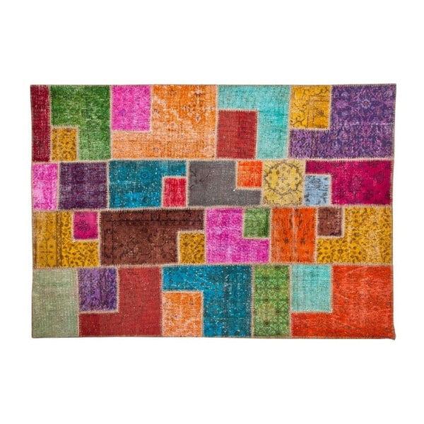 Vlnený koberec Allmode Multi, 200x140 cm