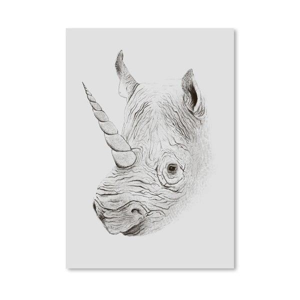 Plagát Rhinoplasty od Florenta Bodart, 30x42 cm