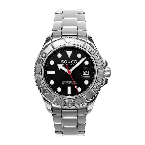 Pánske hodinky Yacht Style Black