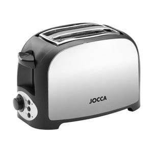 Hriankovač v striebornej farbe JOCCA Silver