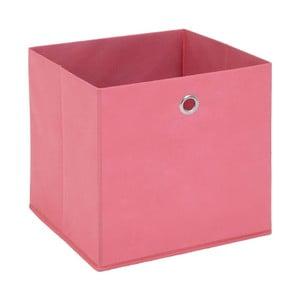 Ružový úložný box 13Casa Bunny