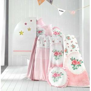 Set detských obliečok, plachty a deky Rosen, 100x150 cm