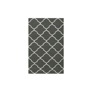 Vlnený ručne tkaný koberec Safavieh Madison, 91x152cm