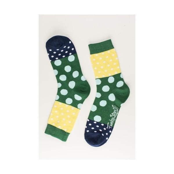 Unisex ponožky Funky Steps Corbin, veľkosť 39/45