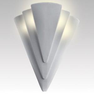 Nástenné keramické svetlo Kinki, 20 cm