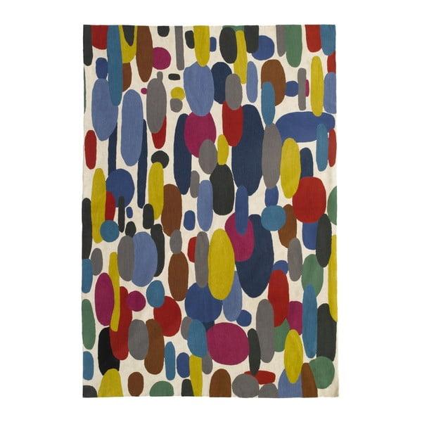 Koberec Multi Pebbles, 180x120 cm
