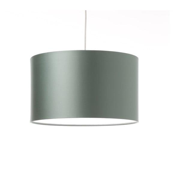 Oceľovomodré stropné svetlo 4room Artist, variabilná dĺžka, Ø 42 cm