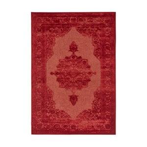 Červený koberec Mint Rugs Shine Hurro, 160 × 230 cm