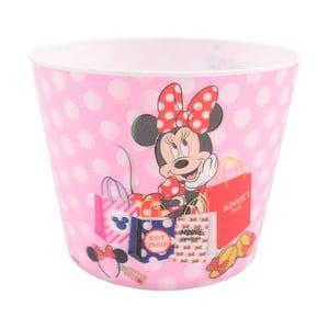 Detské vedierko na popcorn Bagtrotter Minnie, 3 l