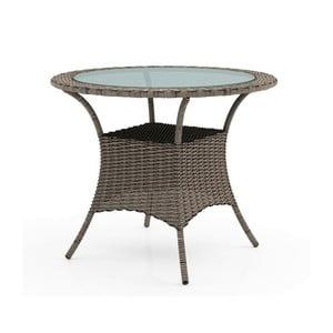Béžový záhradný stôl Oltre Filip