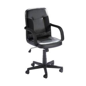 Čierna kancelárska stolička 13Casa Lawyer A15