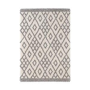 Svetlosivý koberec Mint Rugs Ornament, 80 x 150 cm