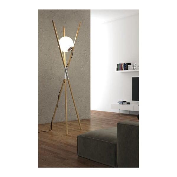 Stojacia lampa Moon