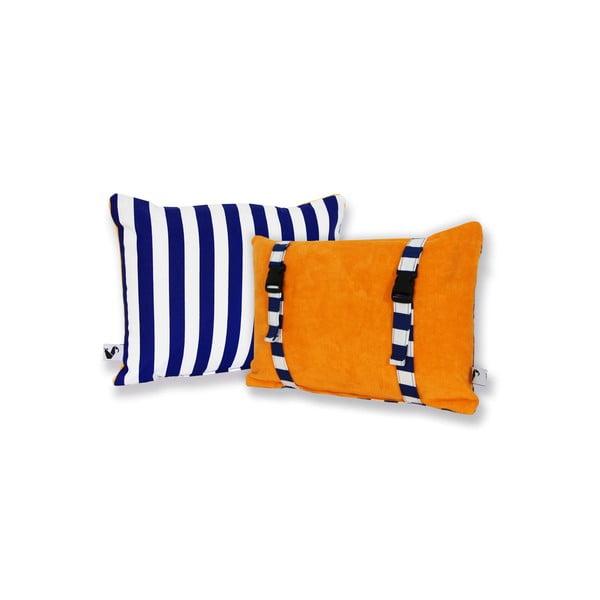 Vodeodolný, obojstranný vankúšik Dream Pillow Carrot
