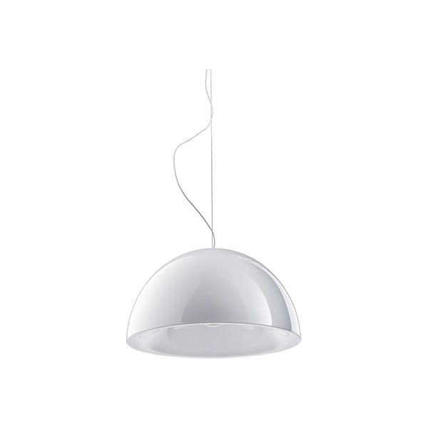 Závesné svietidlo Pedrali L002S/BA, plné biele
