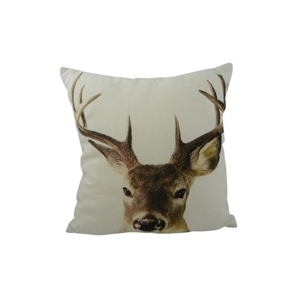 Vankúš Double Deer 33x33 cm