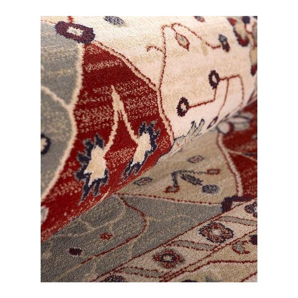 Vlnený koberec Byzan 544 Beige, 140x200 cm