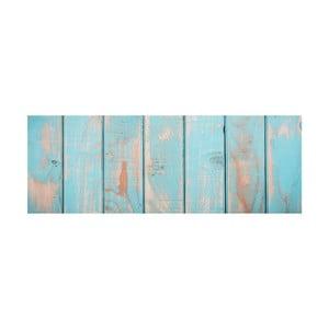 Vinylový koberec Tablas Turquesa, 50x100 cm