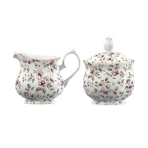 Porcelánová cukornička a mliečenka Creative Tops Ditsy Floral